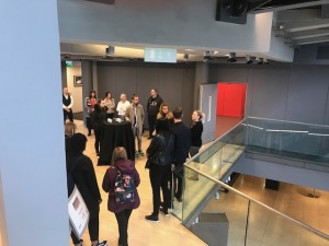 March 22 2019-London City Selecton -Sadlers presentation