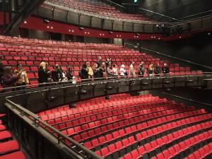 March 22 2019-London City Selecton -Sadlers theatre