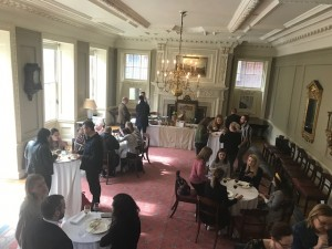 March 22 2019-London City Selecton -Skinners Lunch