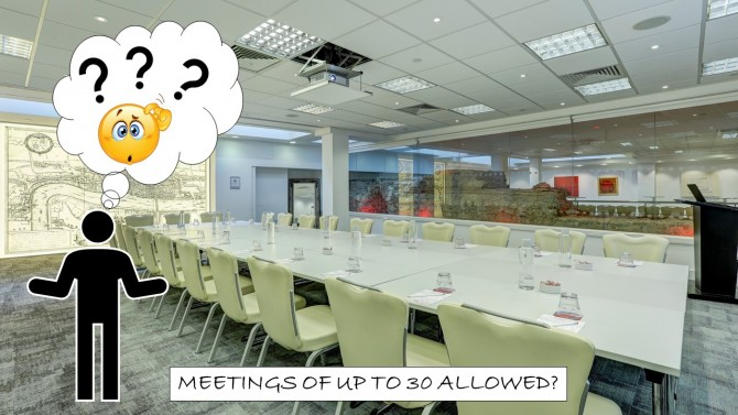 Meetings up to 30