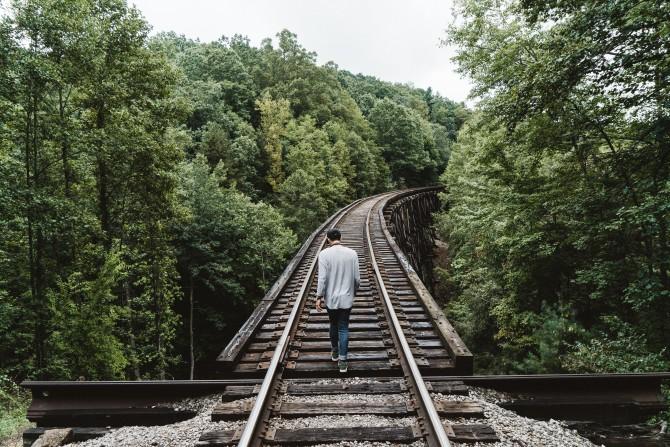 Railway walks