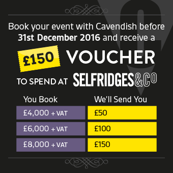 Selfridges Voucher