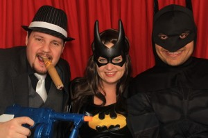 Showtime Photo Booth Batman