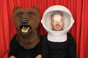 Showtime Photo Booth Bear