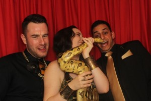Showtime Photo Booth Snake