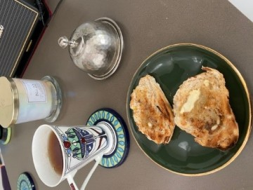 Tea at 3