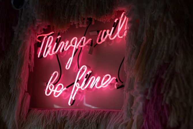 Things will be fine