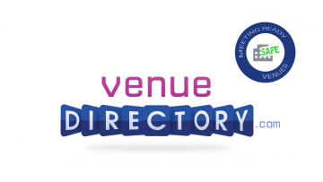 venue directory, enquiry increase for training rooms, meeting rooms and event spaces