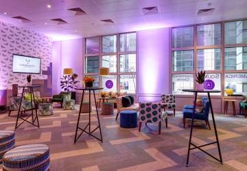 America Square - Venue lounge