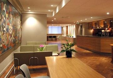 Gallery bar - ICO venue