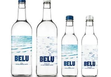 Belu bottled water