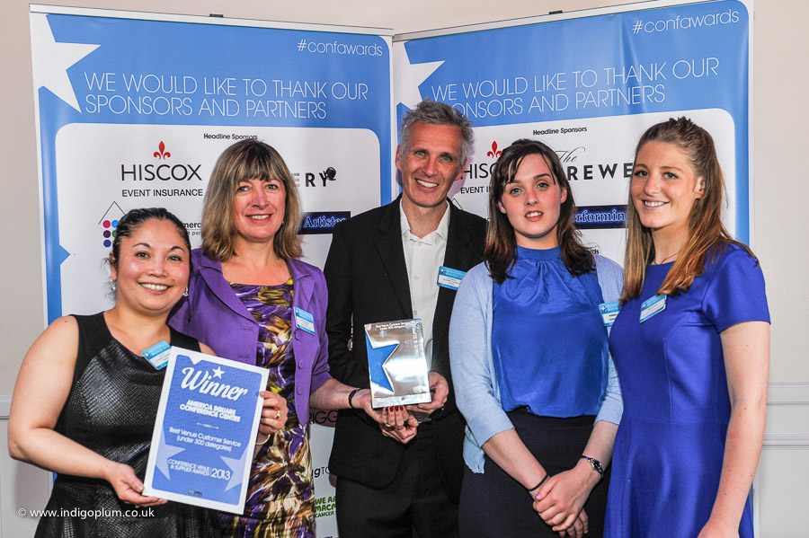 best conference centre uk