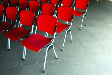 seating styles in conferences