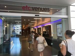 entrance etc