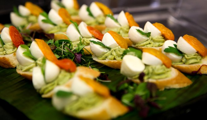 Event catering service