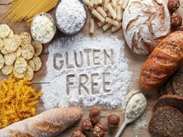 gluten free conference menu london