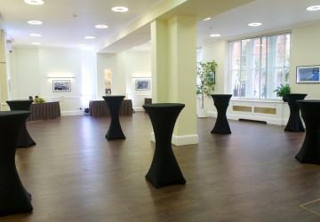 Hallam venue - Regent Suite