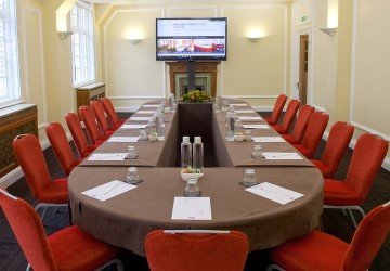 Hallam venue - Warren Suite, boardroom style