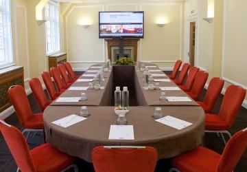 Hallam venue - Warren Suite, boardroom style
