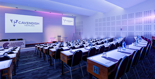 lecture theatre facilities London