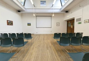London meeting space - Conway Hall venue