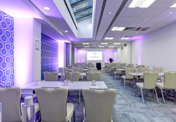 London venue - training facilities