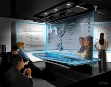 meeting room of the future