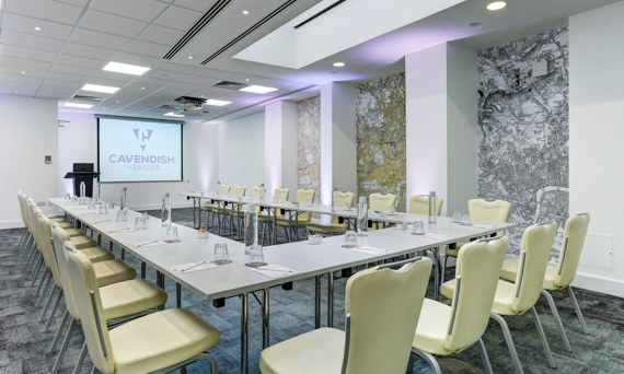 Meeting rooms at America Square, London