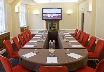 Meetings at the Hallam, London