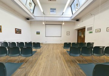 Training space hire London - Conway Hall