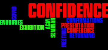 confidence in booking meeting and conferences